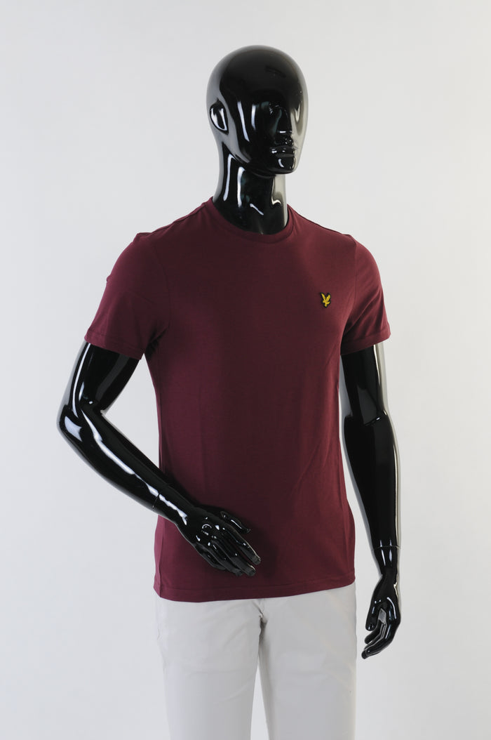 Lyle & Scott - T-Shirt - Bordeaux