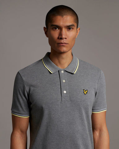 Lyle & Scott - Polo - Grijs