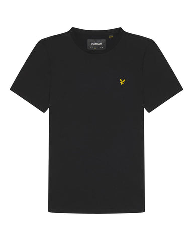Lyle & Scott - T-Shirt - Zwart