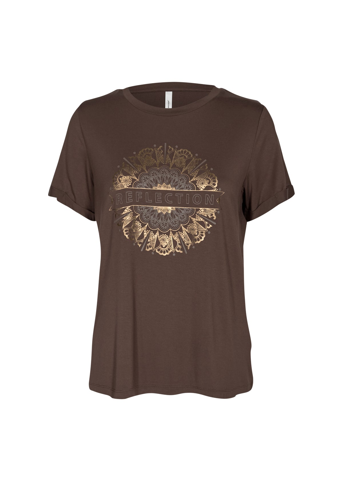 SOYA CONCEPT - T-SHIRT - 8787 BROWN