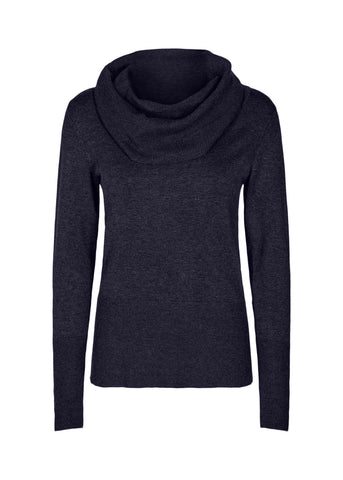 SOYA CONCEPT - PULL - BLAUW