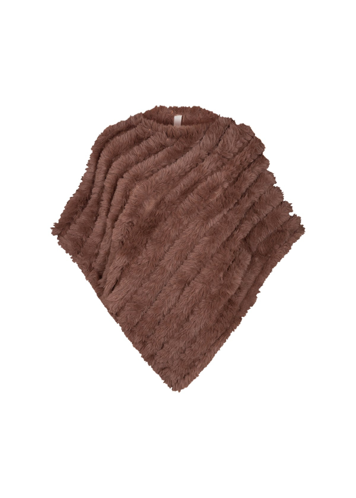 SOYA CONCEPT - PONCHO - 8787 BROWN
