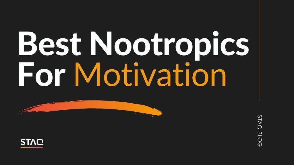 Best Nootropics For Motivation: Our Top List