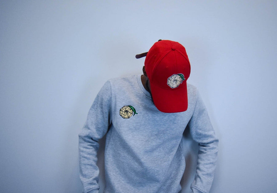 Blood Moon Dad Hat (Blood Moon) - SweetGrass Clothing Company