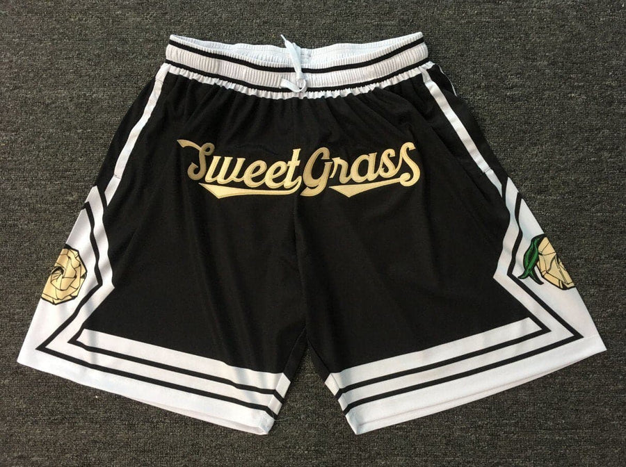 LIMITED Edition SweetGrass Basketball Shorts | PREORDER | - SweetGrass Clothing Company