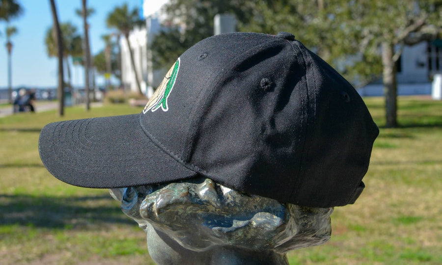 SweetGrass Dad Hat (Black) - SweetGrass Clothing Company