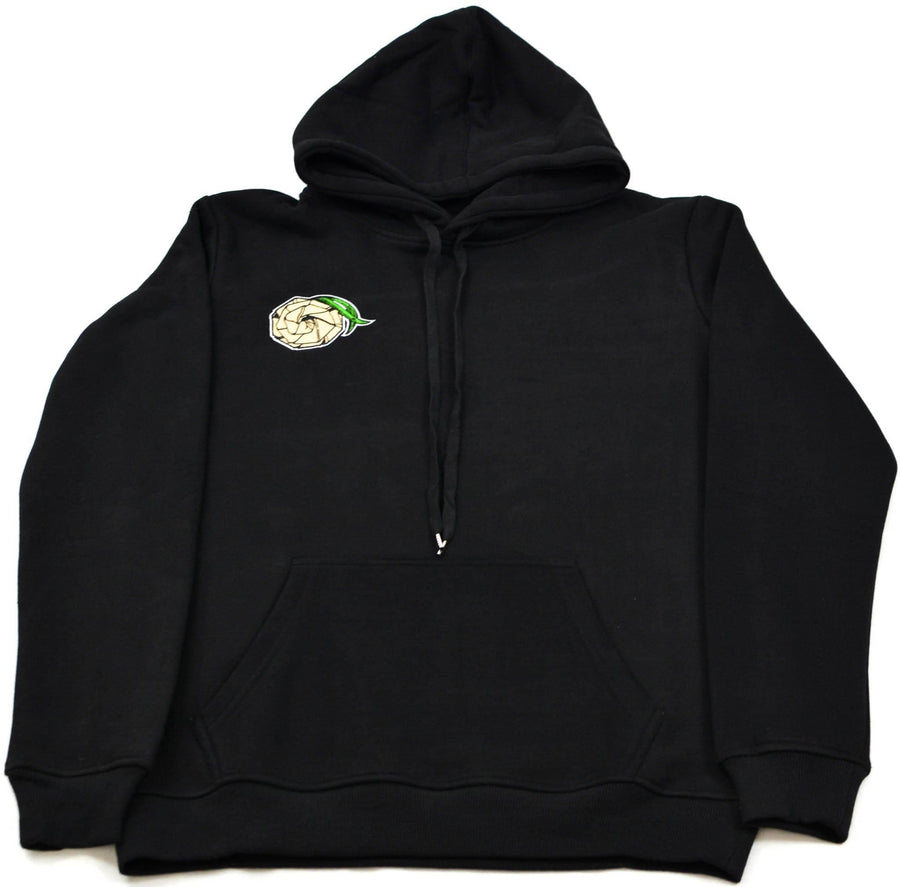 SweetGrass Hoodie (Black/Grey) - SweetGrass Clothing Company