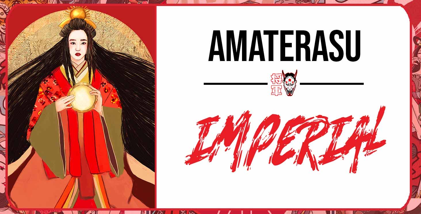 amaterasu-and-japan-imperial-family