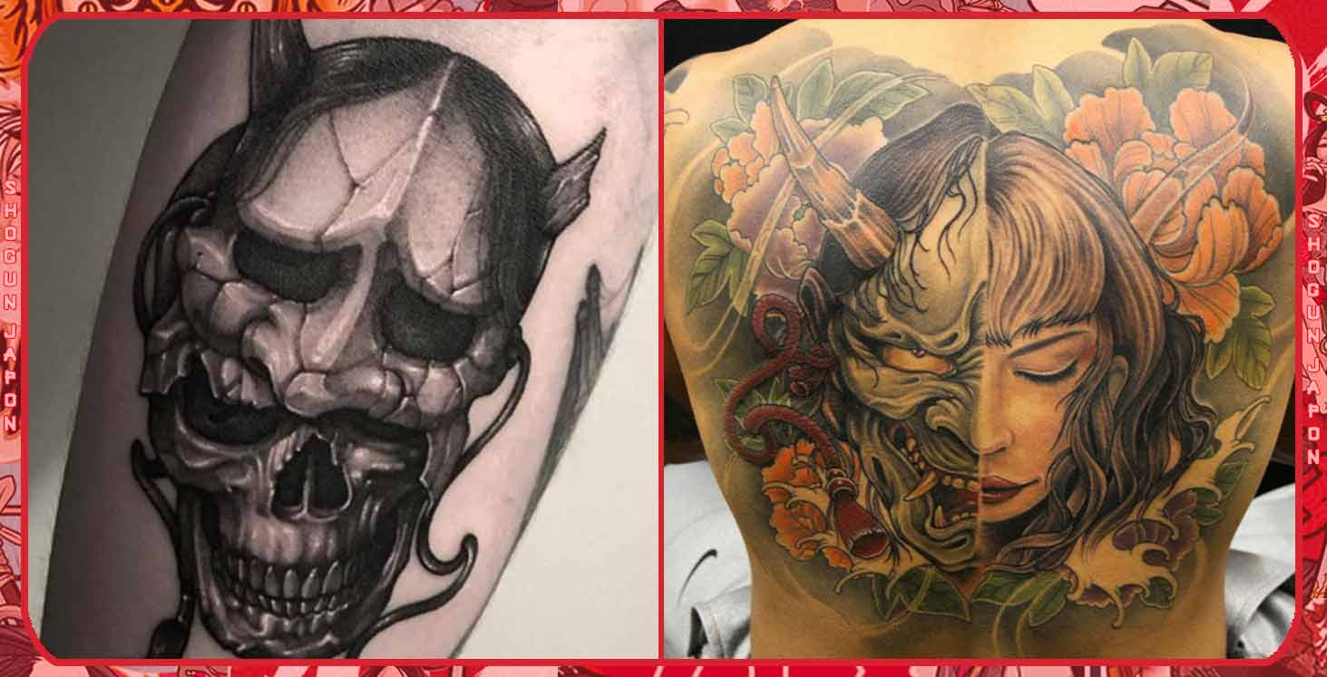 Japanese-tattoo-mask-meaning