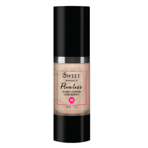 3W LIQUID Golden Tan Foundation