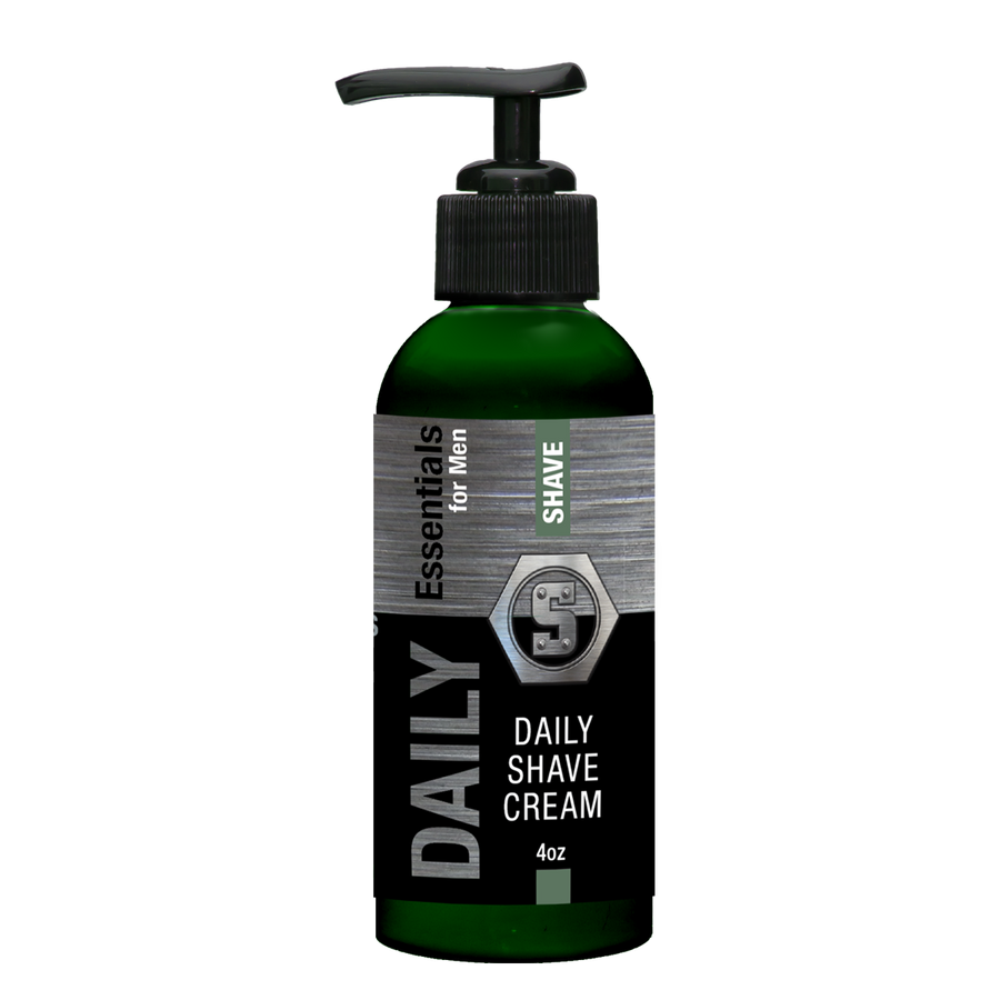 Mens Shave Cream 4oz