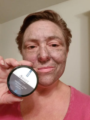 Clarify Activated Charcoal Scrub