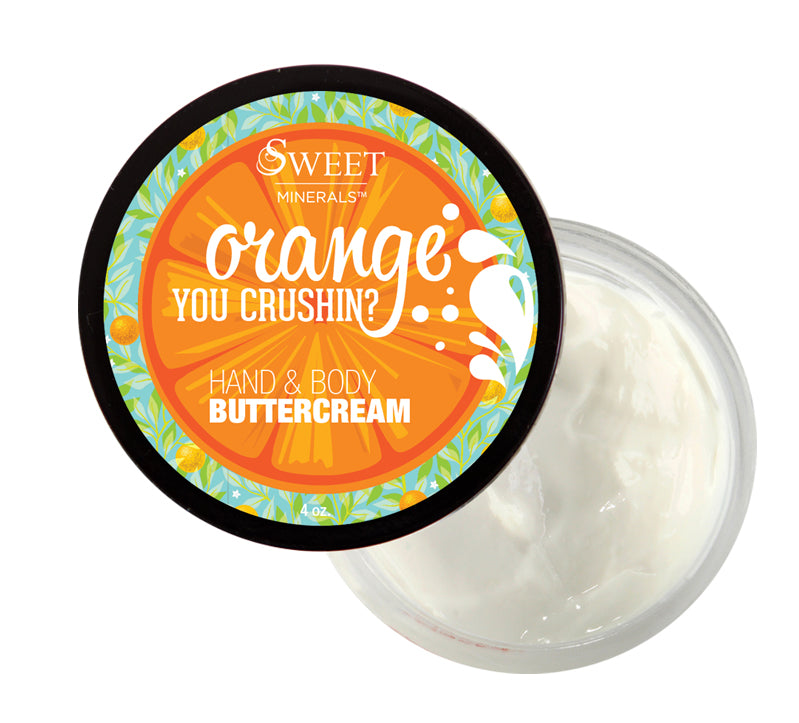 Orange You Crushin Hand Body Butter