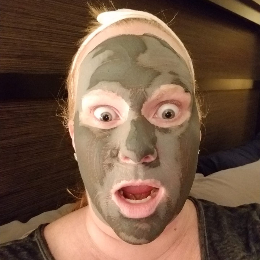 Clarify Activated Charcoal Powder Mask