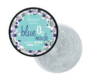 Blueberry Oxygen (O2) Facial Mask