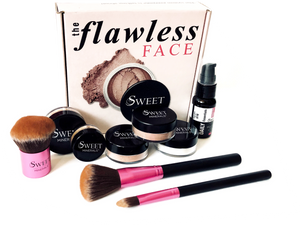 Mineral Flawless Face DELUXE Package
