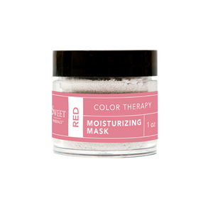 Red Moisturizing Color Therapy Mask