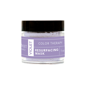Violet Resurfacing Color Therapy Mask