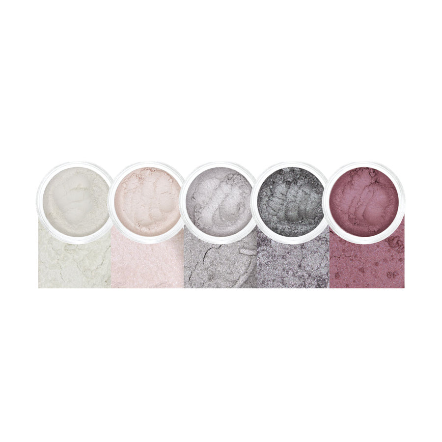 Cool Tone Loose Mineral Palette