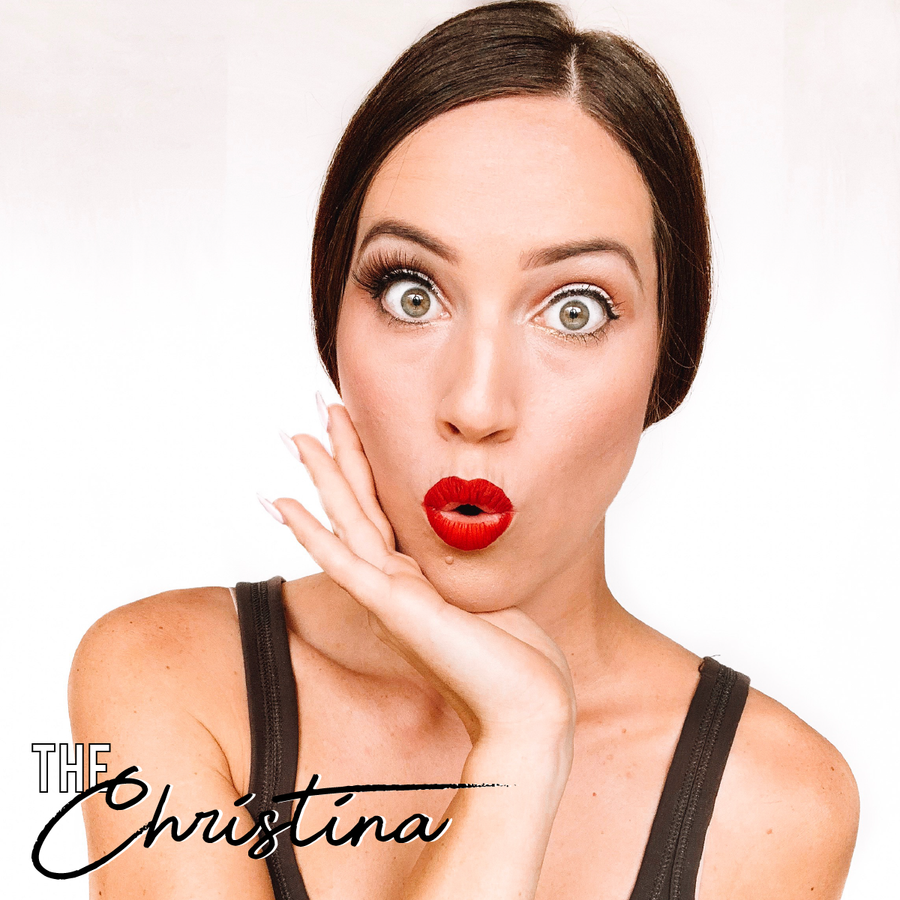 The Christina MAGNETIC LASH & MAGNETIC LINER