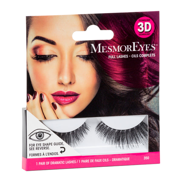 Mesmoreyes 3D False Eyelashes