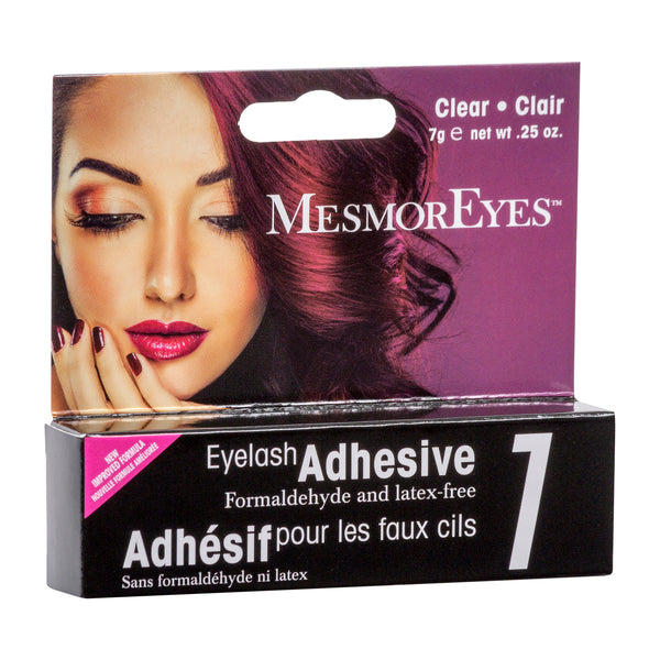 Mesmoreyes False Eyelash Adhesive- 2 Styles For Full & Individual Lashes