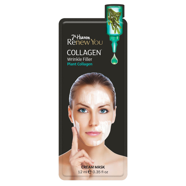 Renew You Collagen Face Mask Skincare by 7th Heaven - 3 Pack