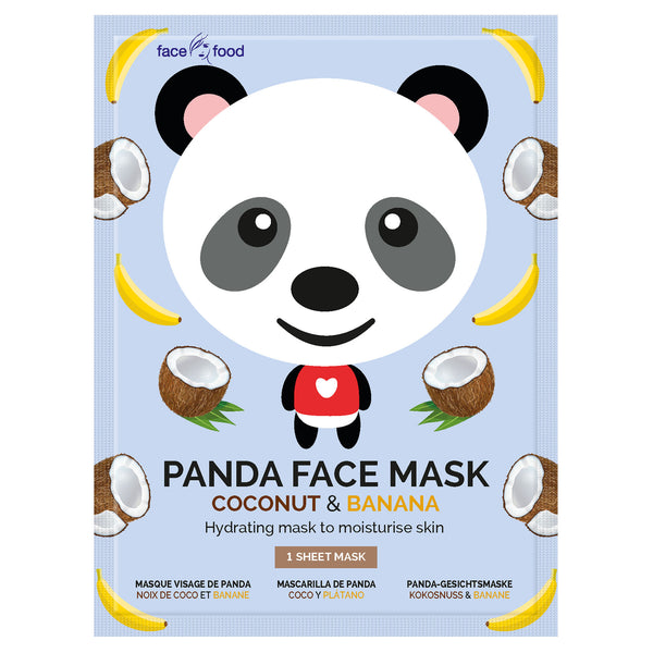 Face Food Animal - Panda Face Mask Skincare By 7th Heaven