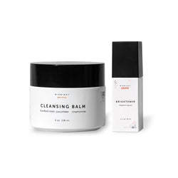 Midnight Paloma The Brightener And Cleansing Balm Gift Set