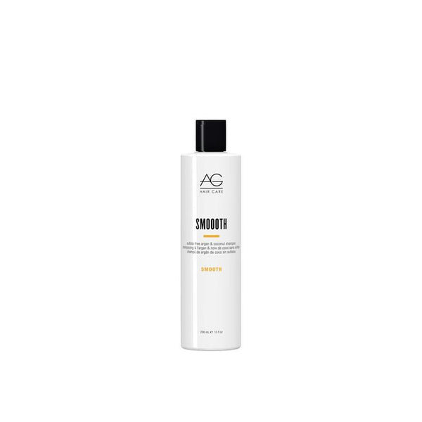 AG Hair Care Smoooth Sulfate Free Shampoo With Again and Coconut