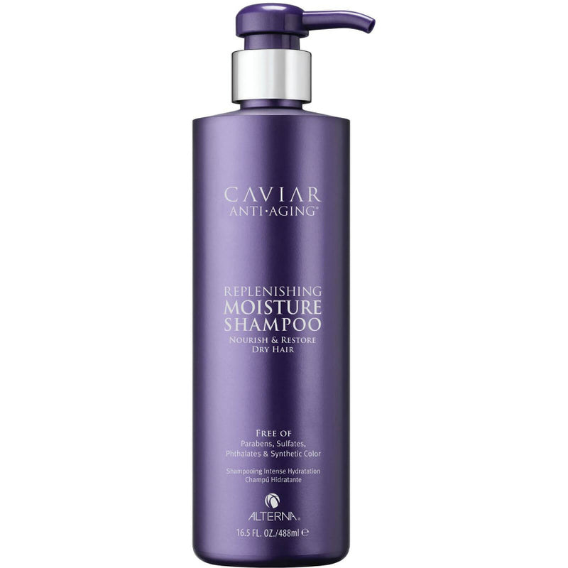 Alterna Caviar Replenishing Moisture Shampoo Best For Dry Hair