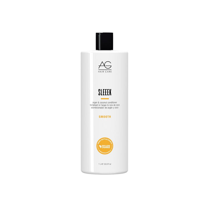 AG Hair Care Sleeek Condiotioner For Smooth Sleek Frizz Free Hair