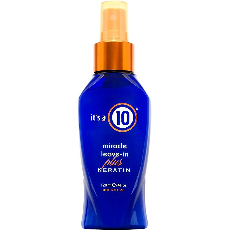 It's A 10 Miracle Leave-In Plus Keratin Dry Damaged Hair