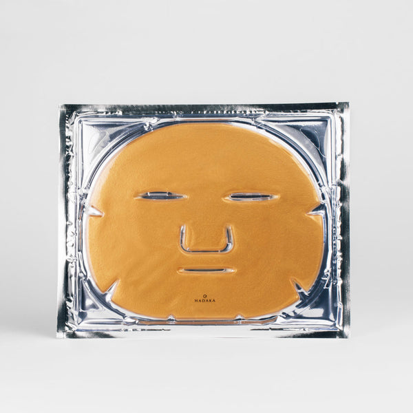 Hadaka 24KT Gold Collagen Face Mask