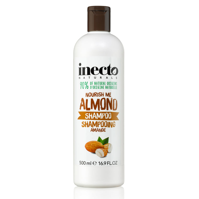 Inecto Naturals Almond Shampoo For Dry To Very Dry Hair