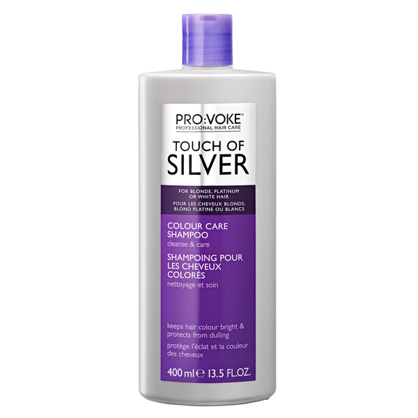 Provoke Touch Of Silver Colour Care Shampoo