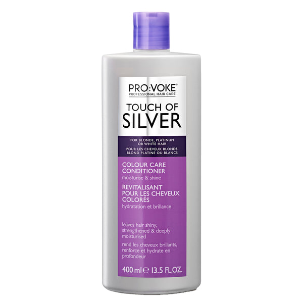 Provoke Touch Of Silver Colour Care Conditioner