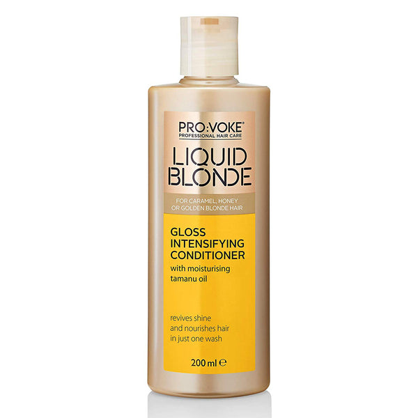 Provoke Liquid Blonde Gloss Intensifying Conditioner