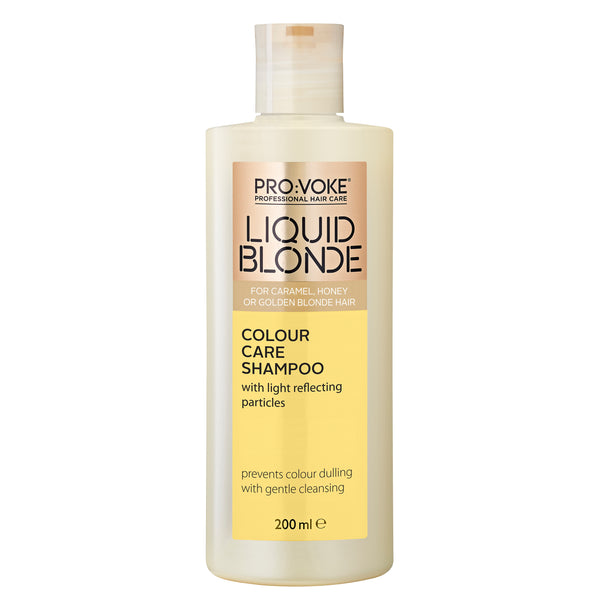 Provoke Liquid Blonde Colour Care Shampoo