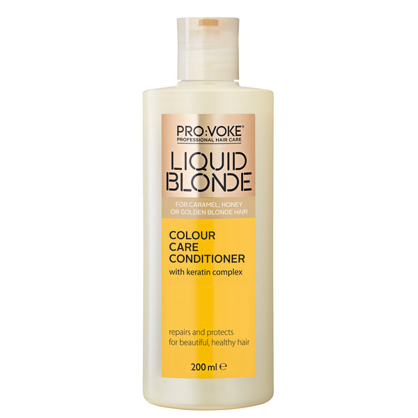 Provoke Liquid Blonde Colour Care Conditioner
