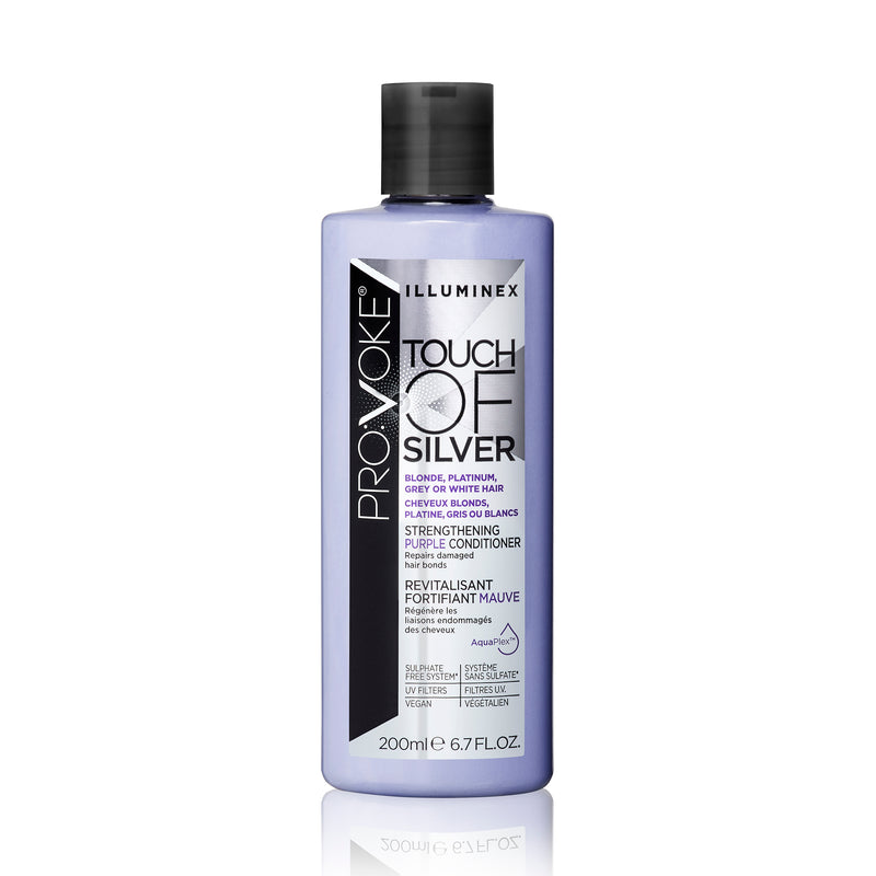 Provoke Touch Of Silver Strengthening Purple Conditioner