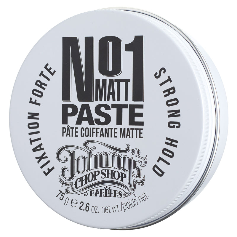 Johnny's Chop Shop 1 Matt Paste