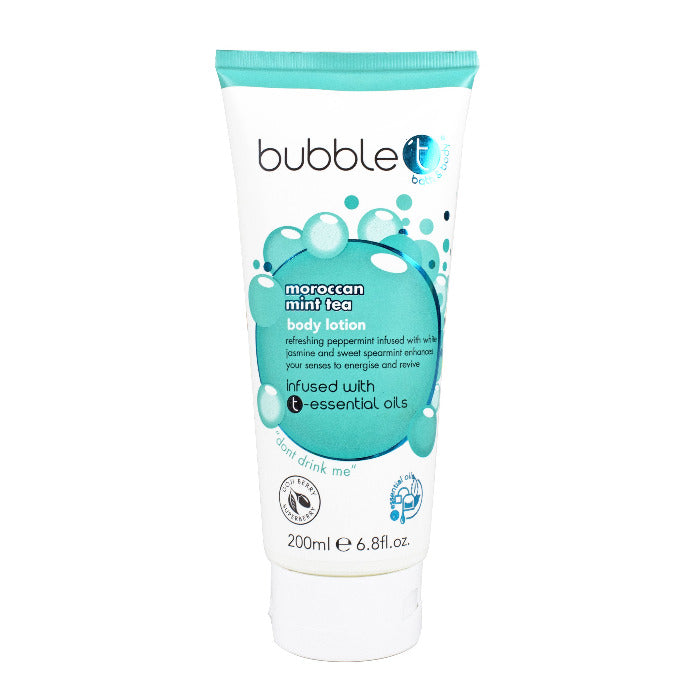 Bubble T Body Lotion Mint