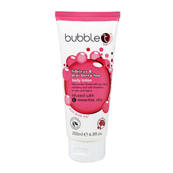 Bubble T Body Lotion Hibiscus