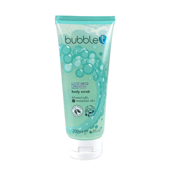 Bubble T Body Scrubs