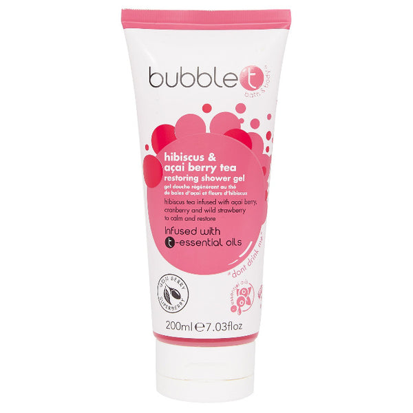 Bubble T Shower Gel Body Wash