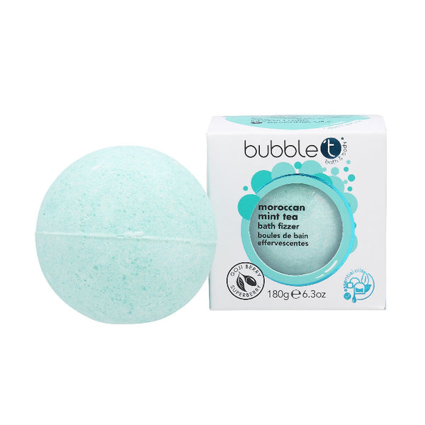 Bubble T Bath Bomb Fizzers