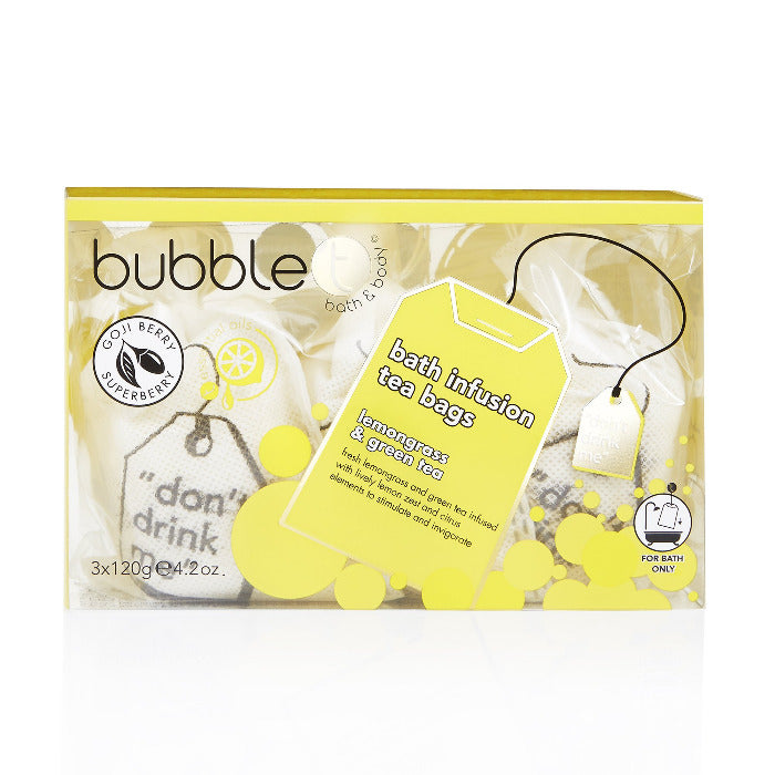 Bubble T Bath Infusion Tea Bags