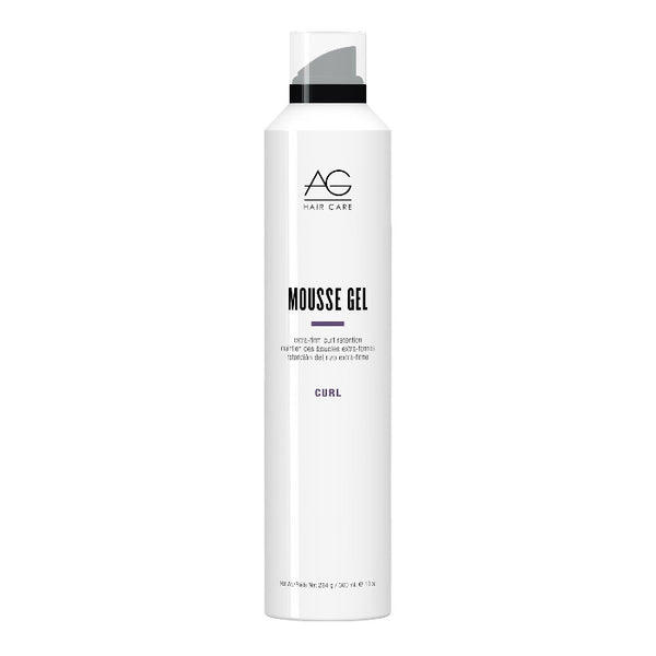 AG Hair Mousse Gel Extra-Firm Curl Retention