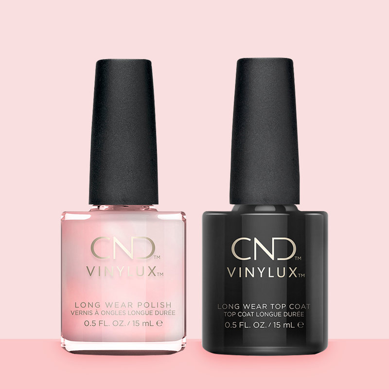 CND Vinylux At Home Shellac Inspired Long Wear Gift Set